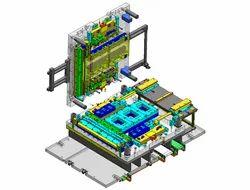 Individual Designer Offline NX Progressive Die Design - Siemens CAD Software, Manufacturing, Pan India