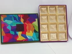 Chocolate 12 Pieces Box