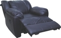 Carevel Leatherette Deluxe Recliner