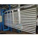 Single Phase Aluminium Powder Coating Booth