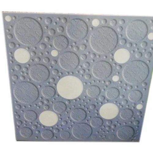 Printed Designer Bathroom Wall Tiles, Thickness: 5-10 mm