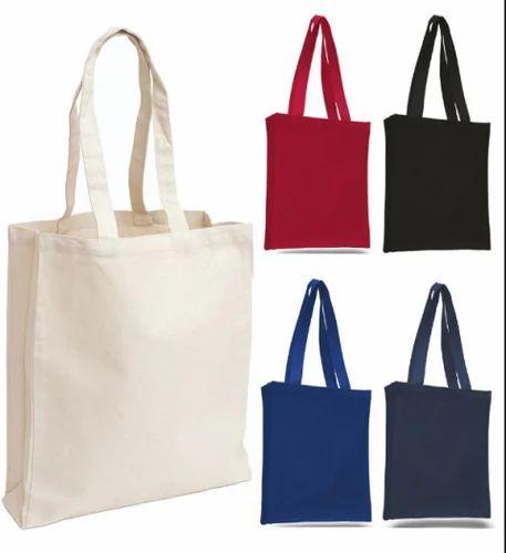 Sandex Corp Plain Dyed Cotton Bag
