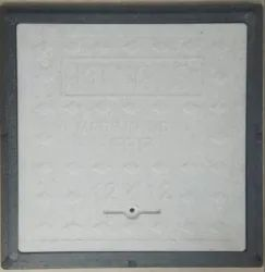 12x12 Inch FRP Square Manhole Cover