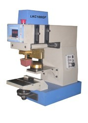 Pad Printing Machine for Rubber Industry
