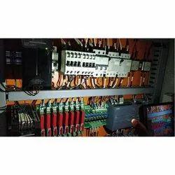 Hydaulic Press Control Panel