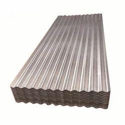 Zinc Aluminium Coated Steel