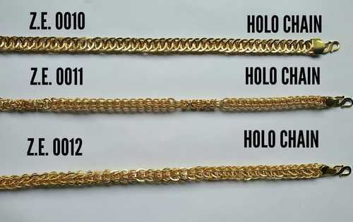 Holo Chain, Artificial And Metal Necklaces | S K Traders
