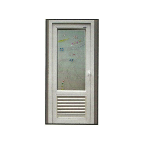 Aluminium Bathroom Door At Rs 250 Square Feet Aluminium