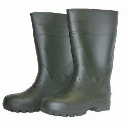 Rubber Gumboots With Or Without Steel Toe