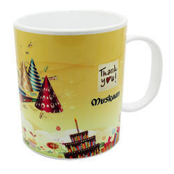 Sublimation Mug (Mug Polymer)