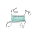 Green Non-woven 2 Ply Disposable Face Mask With Tie