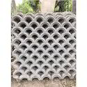 Rectangular Decorative Rcc Cement Grill For Home & Hotel