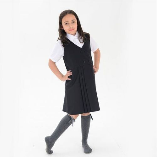 Black Girl Uniform