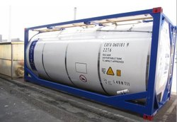 Used Tank Container
