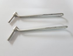Tap Sleeve 3.5mm & 4.5mm Orthopedic Instrument