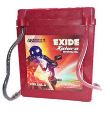 EXIDE Xplore XL2.5LC (2.5 AH)