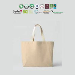 Eco Cotton Tote Bag Manufacturer India
