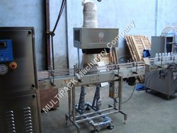 Pesticides Bottle Induction Sealing Machine