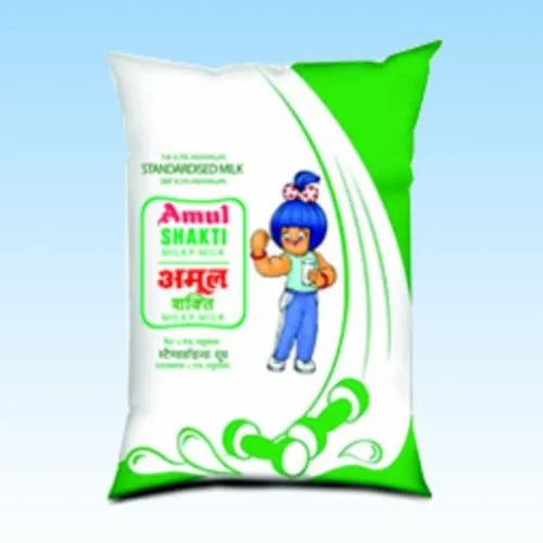 Amul Shakti Milk At Rs 60 Packet Amul Dairy Products Id 20588884988