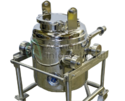 High Pressure Reaction Vessel