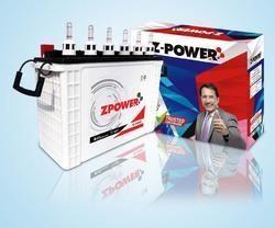 Z-Power Solar Inverter Tubular Battery, 12 V