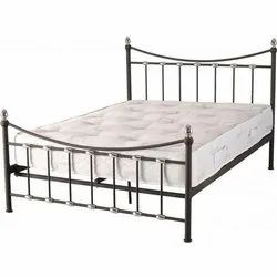 Silver SS Double Bed