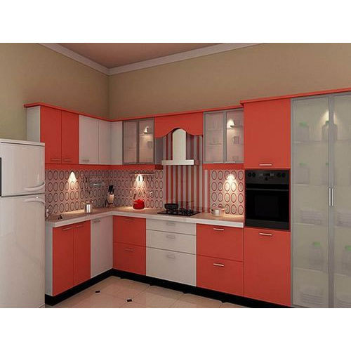 Designer Modular Kitchen At Rs 360 Square Feet: Modern Italian Modular Kitchen, Rs 1500 /square Feet