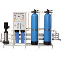 FRP Body Reverse Osmosis Plant