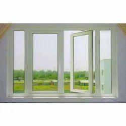 UPVC Glass To Glass Window