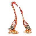 Swan Colored Pair