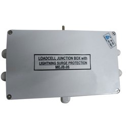 Aluminium Rectangular Vishay Load Cell Junction Box
