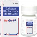 Natdac 60 Mg Tablet
