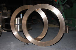 Leaded Bronze Rings