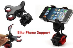 Bike Phone Support, Natation Quick Release Universal One Touch Bike & Bicycle Mobile Mount Holder