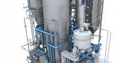 Fluidized Bed Boiler