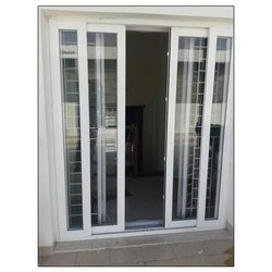 UPVC Sliding With Netlon Door