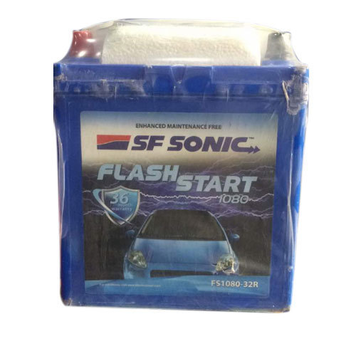 Sf Sonic Car Battery