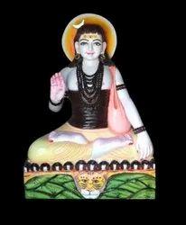 Marble Gorakhnath Baba Statue