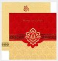 Hindu Wedding Cards Met-1198 K