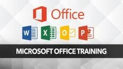 3 Months, 6 Months And 1 Year MS Office course