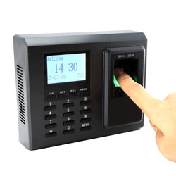 Plastic Fingerprint Biometric Attendance System