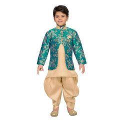 Kids Dhoti Sherwani