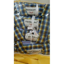 Mens Cotton Checks Shirts