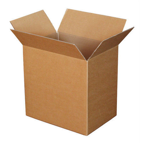 Paper Brown Packaging Carton Box, Box Capacity: 5 - 20 Kg, Rs 15 /piece |  ID: 19781166891