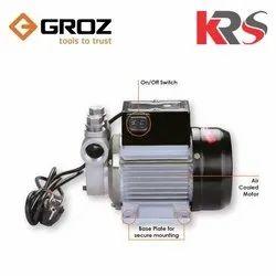 GROZ Continuous Duty Electric Fuel Pump