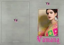 Vamana Silk Upada Art Silk Saree By Yadu Nandan Fashion