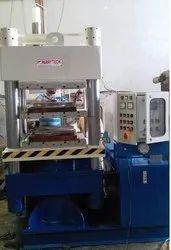 Hydraulic Melamine Crockery Machine, Max Force Or Load: upto 1000 Ton