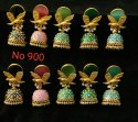 Diginer Meenkari Earring