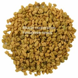 Bharat Corporation Brown Fenugreek Seed, Packaging Size: 10-20 Kg, PP Bag