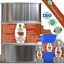 Organic Sandal Wood Oil